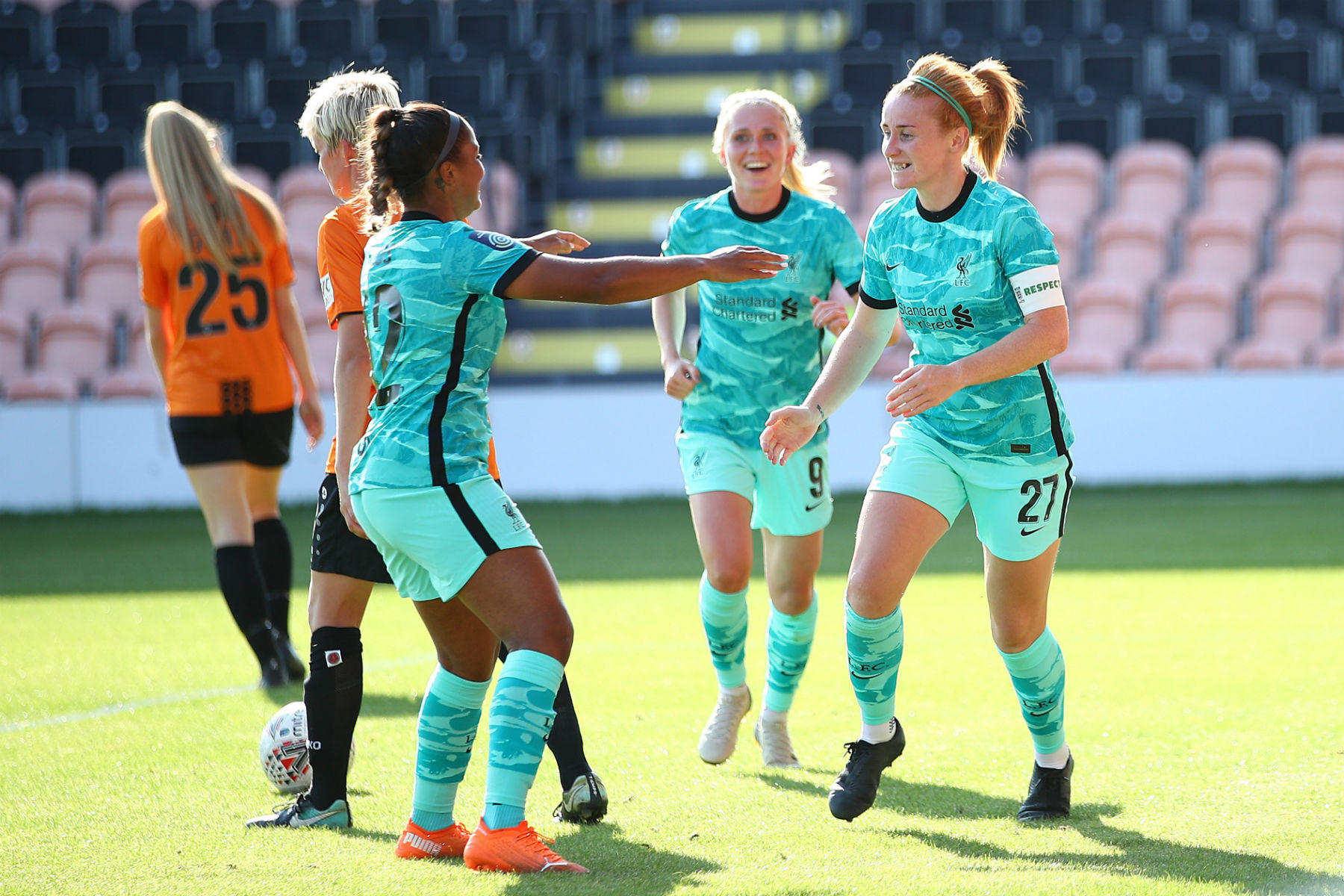 Match report: London Bees 0-3 Liverpool FC Women - Liverpool FC