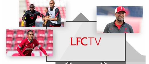 LFCTV GO Live TV Image