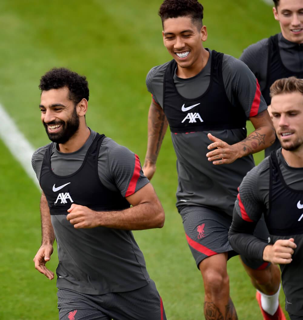 📷Фоторепортаж: «Красные» продолжают подготовку к новому сезону - ФК Ливерпуль