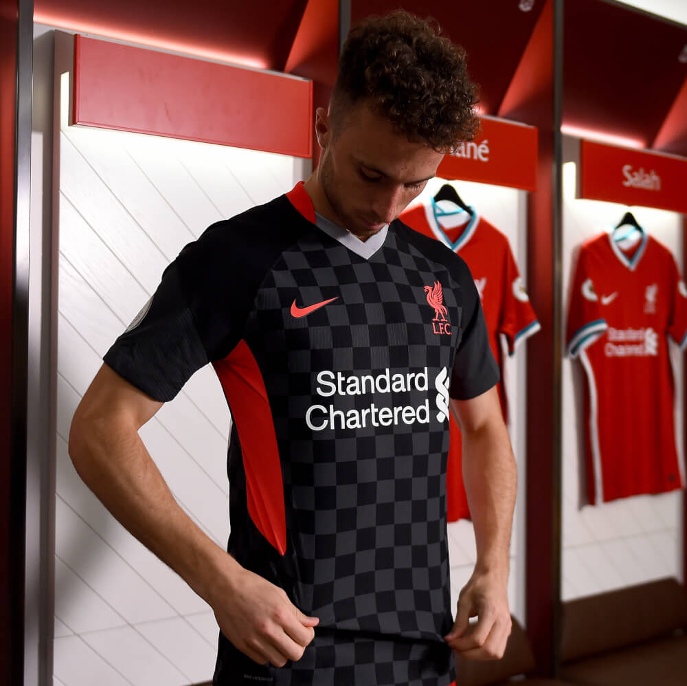 Photo Gallery Diogo Jota Signs For The Reds At Anfield Liverpool Fc