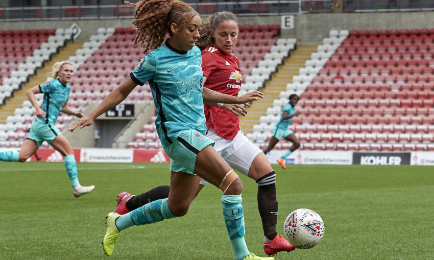 Liverpool FC Women v Manchester United