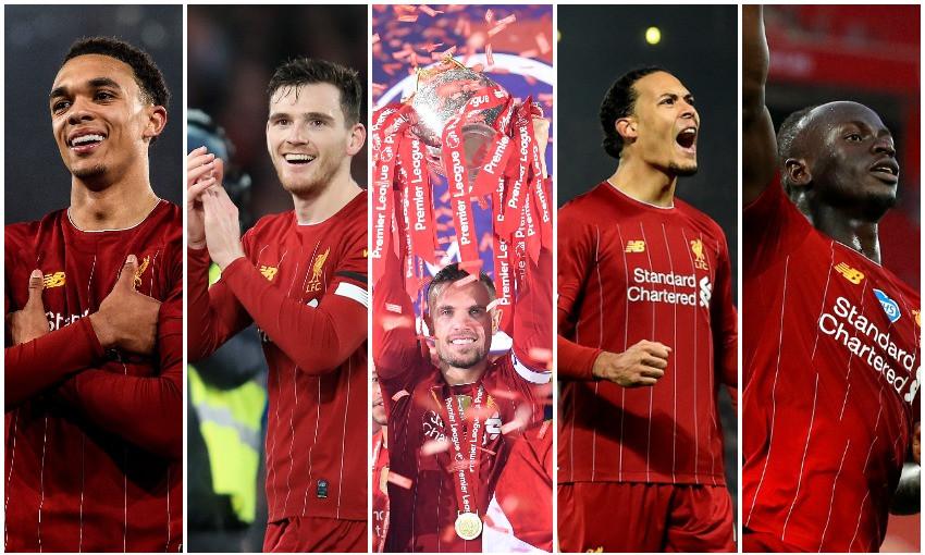 2019-20 PFA Team of the Year