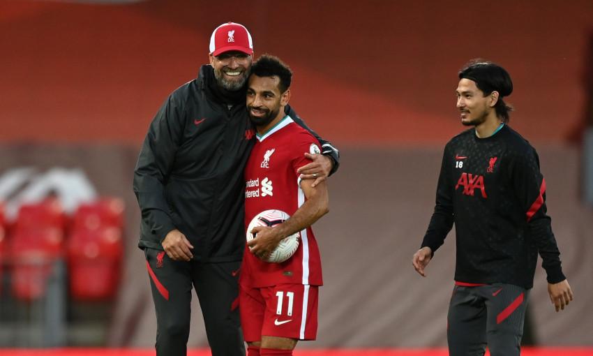 Jürgen Klopp's reaction - Liverpool FC