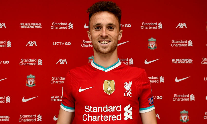 Diogo Jota completes transfer to Liverpool FC