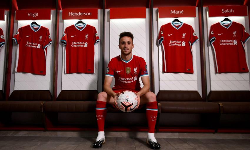 Profil Karier Diogo Jota Sejauh Ini Liverpool Fc