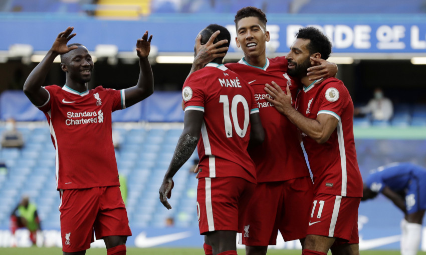 Chelsea v Liverpool - 20/09/2020