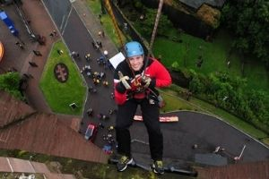 CATHEDRAL ABSEIL