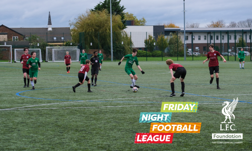 LFC Foundation Friday Night Football League