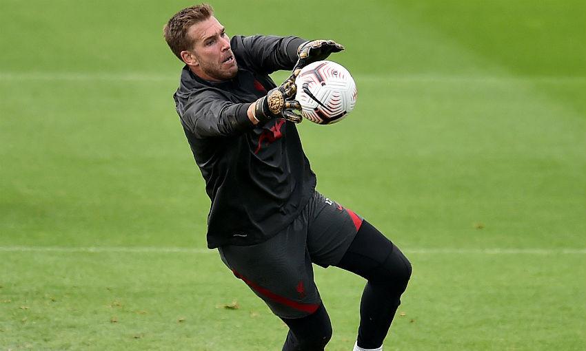 Adrian of Liverpool FC