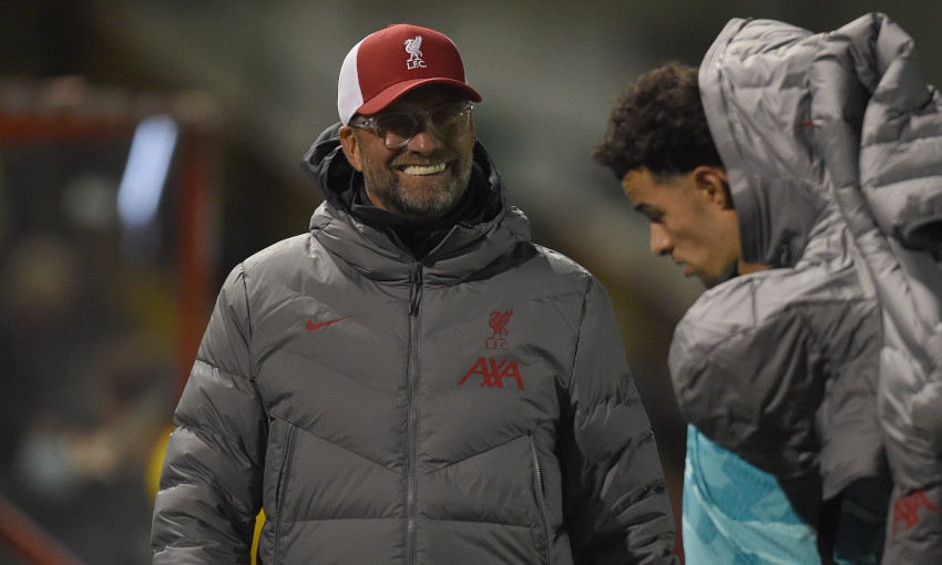 Lincoln City 2-7 Liverpool: Jürgen Klopp's reaction - Liverpool FC