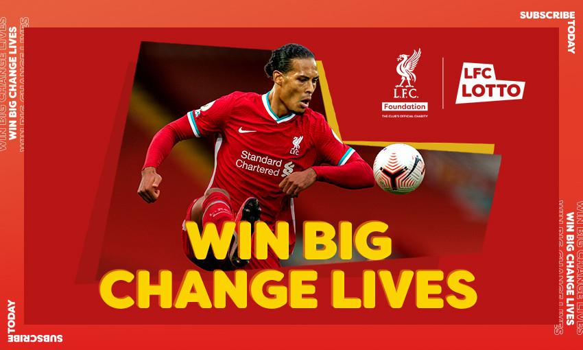 LFC Lotto - win big and save lives
