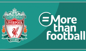 #Morethanfootball campaign