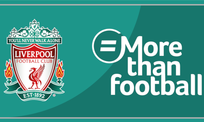 #Morethanfootball campaign