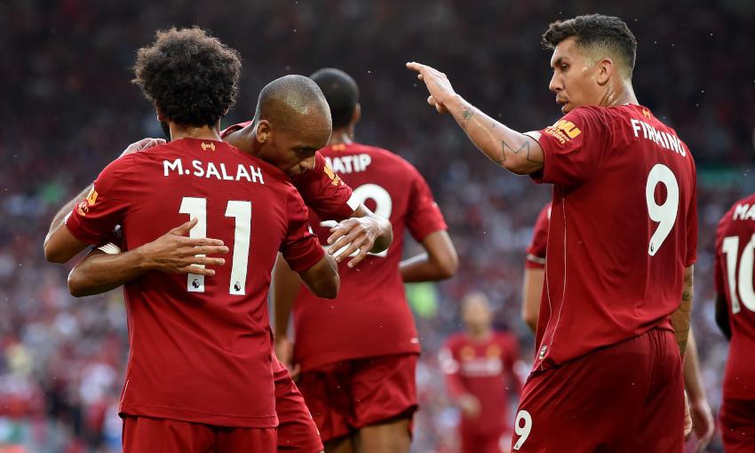 Mohamed Salah v Arsenal