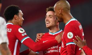 Liverpool v Arsenal - 28/09/2020