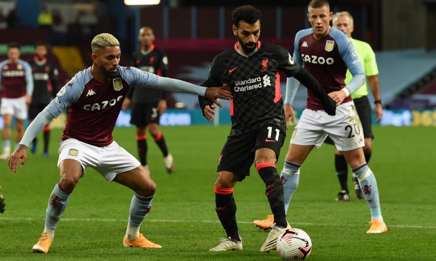 Aston Villa v Liverpool - 04/10/2020