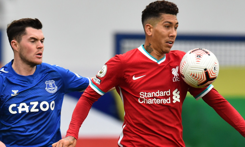 Everton v Liverpool - 17/10/2020
