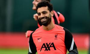 Mohamed Salah of Liverpool FC