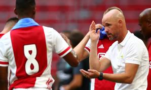 Erik ten Hag of AFC Ajax