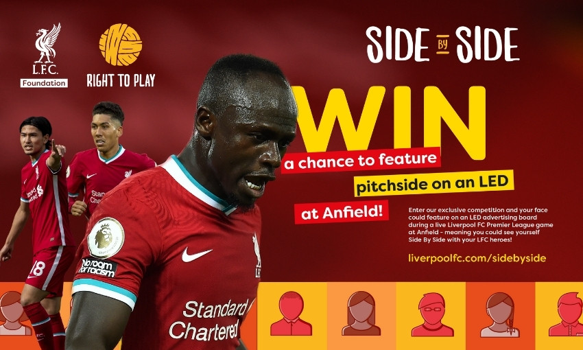 Anfield LED competition