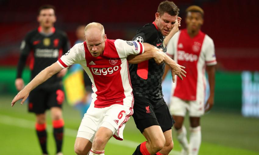 Ajax v Liverpool - 21/10/2020