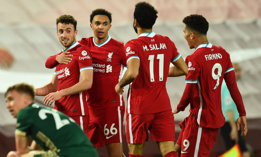 Liverpool v Sheffield United - 24/10/2020