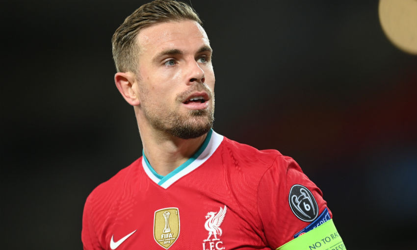 I'm so proud to play for you' - Jordan Henderson - Liverpool FC