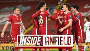 Inside Anfield: Liverpool 2-0 Midtjylland