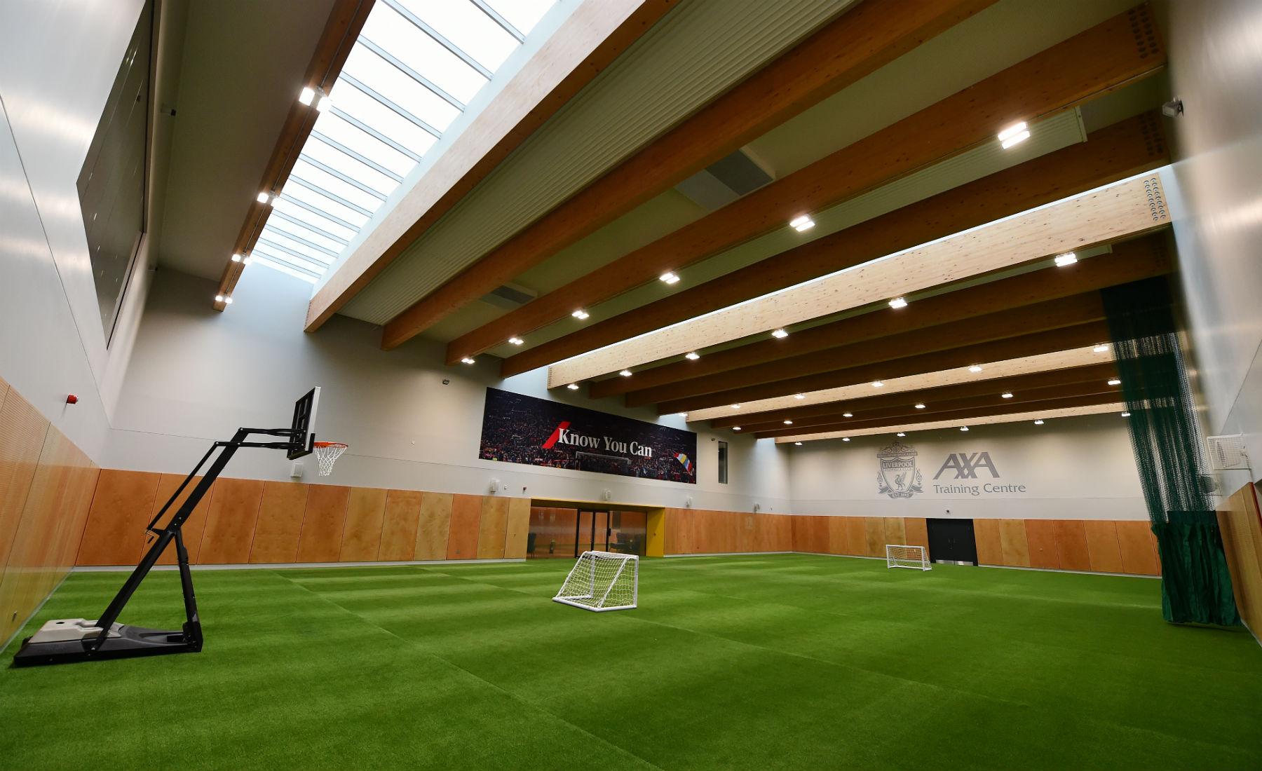Liverpool boost: Van Djik begins new rehab phase