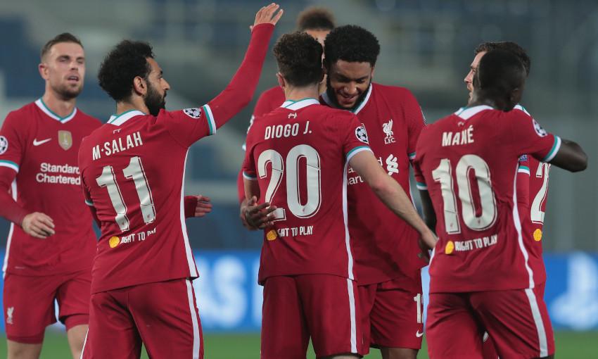 Atalanta BC v Liverpool - 3/11/2020