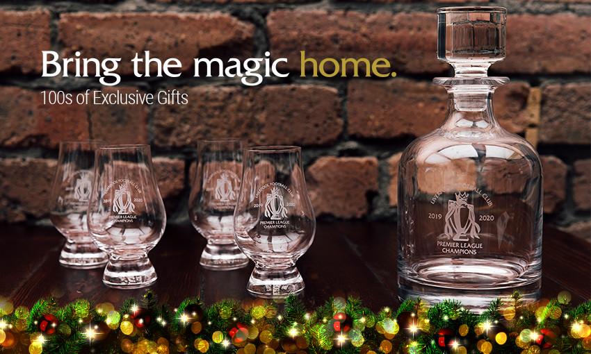 LFC Retail Christmas premium gifts