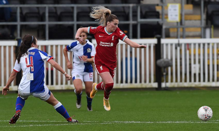 Blackburn Rovers Ladies v LFC Women - 15/11/2020