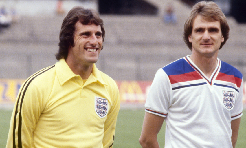 RAY CLEMENCE PHIL THOMPSON