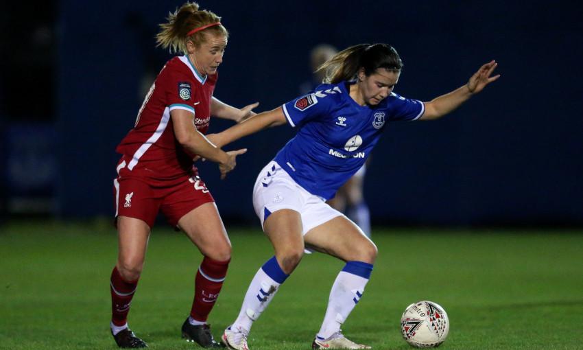 Everton Women v LFC Women - 18/11/2020