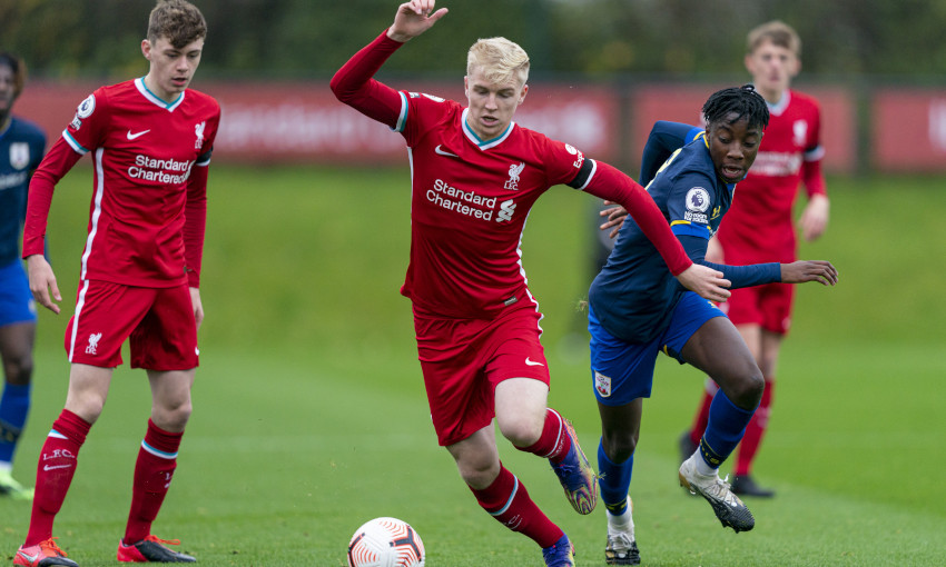 Liverpool U23s v Southampton - 21/11/2020