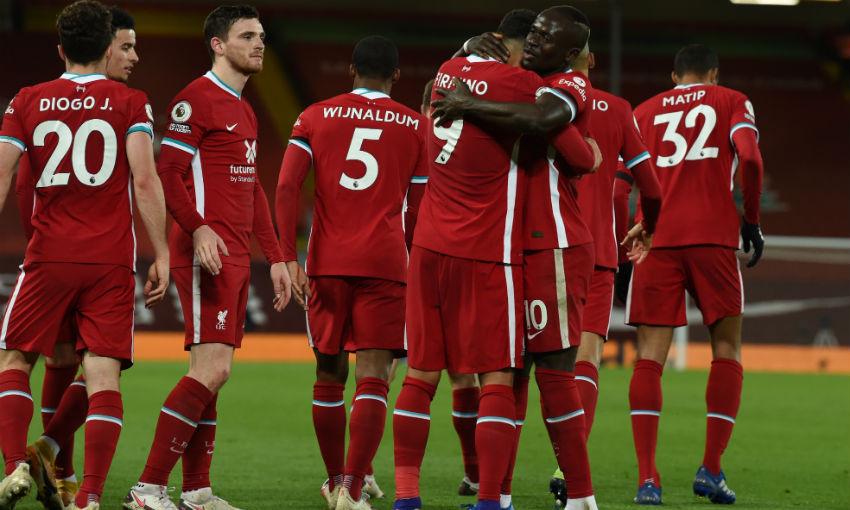 Liverpool 3-0 Leicester City, Premier League