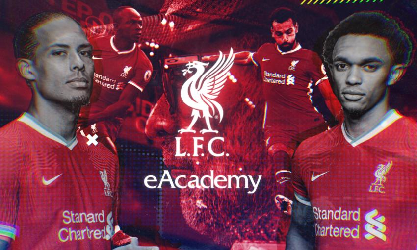 eAcademy, Liverpool FC