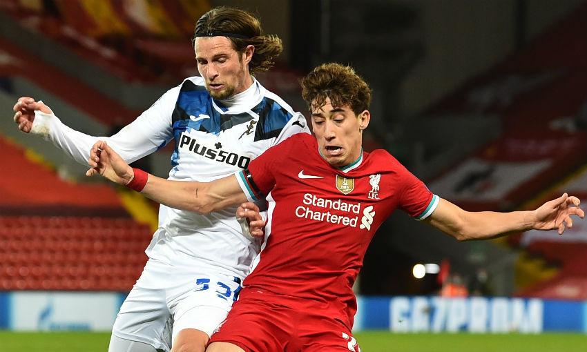 Liverpool v Atalanta BC - 25/11/2020