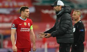 Liverpool FC v Atalanta, Anfield, Champions League