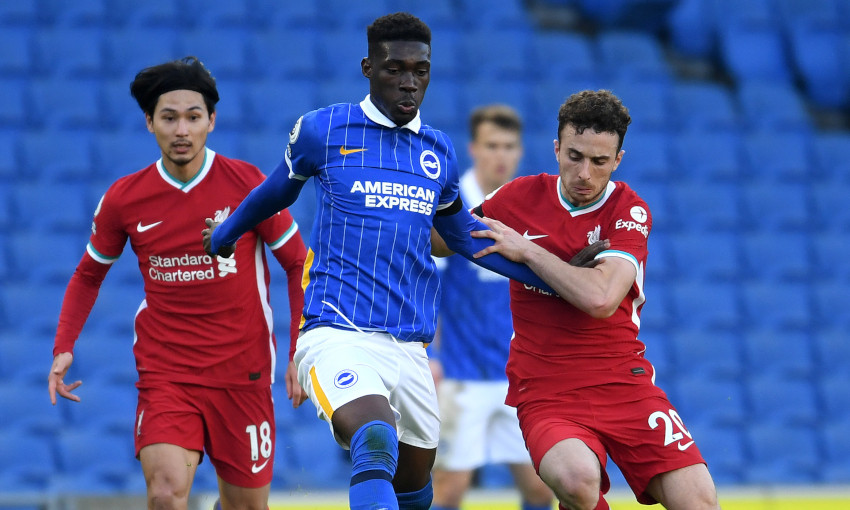 Match report: Reds held by Brighton after dramatic clash at the Amex - Liverpool  FC