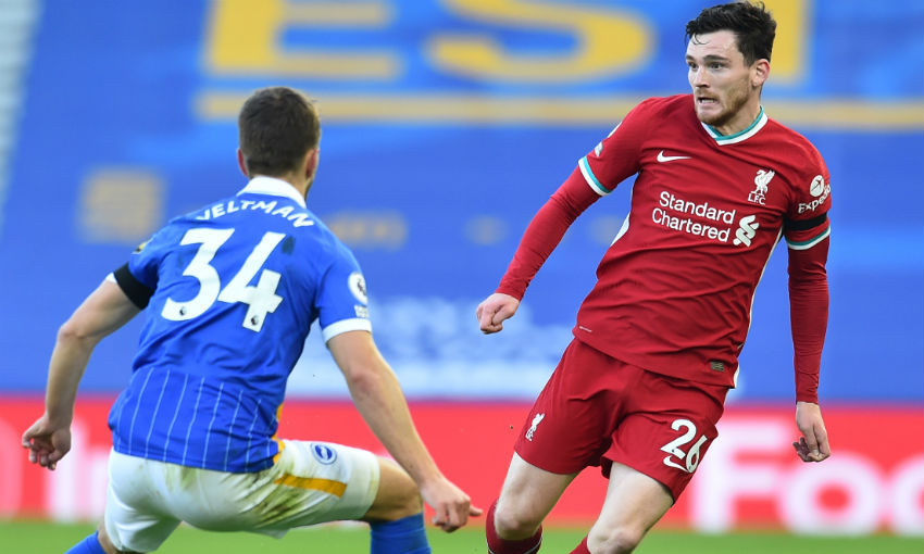 Brighton 1-1 Liverpool: Watch highlights now - Liverpool FC