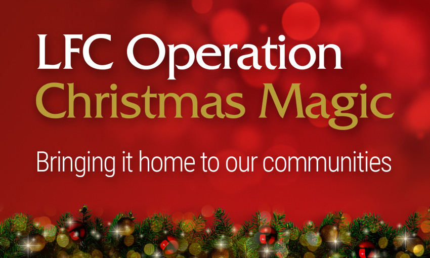 LFC sprinkles Christmas magic on its local communities