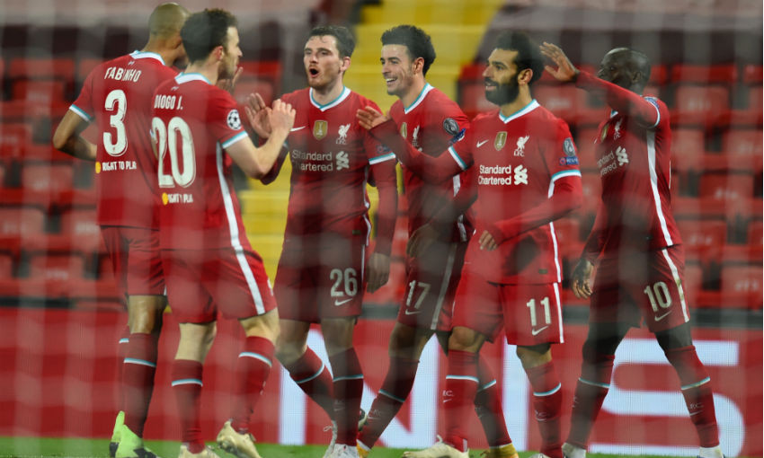 Liverpool v Ajax