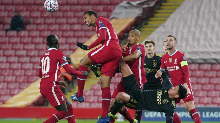 Liverpool 1 0 Ajax Watch Highlights Now Liverpool Fc