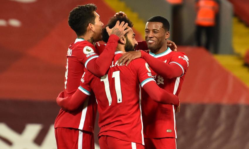 Liverpool v Wolves - 6/12/2020