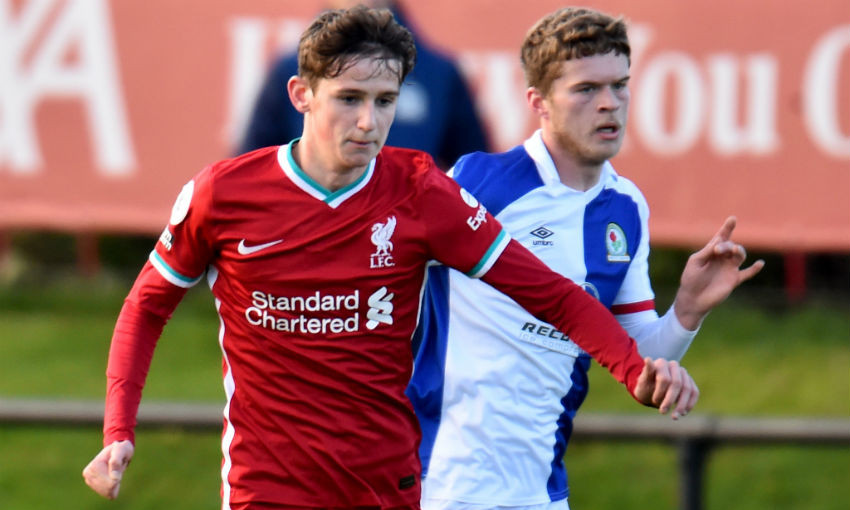 Liverpool U23s v Blackburn Rovers