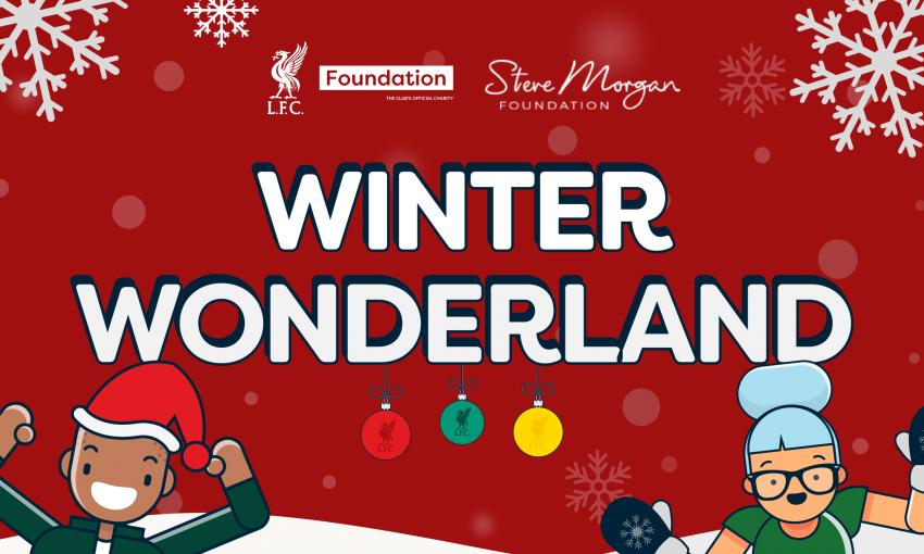 LFC Foundation host virtual Winter Wonderland for participants