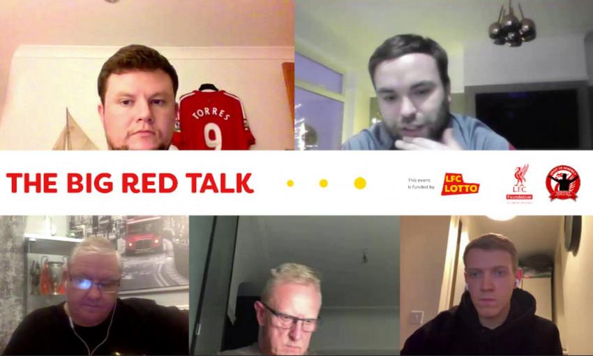 LFCF host The Big Red Talk