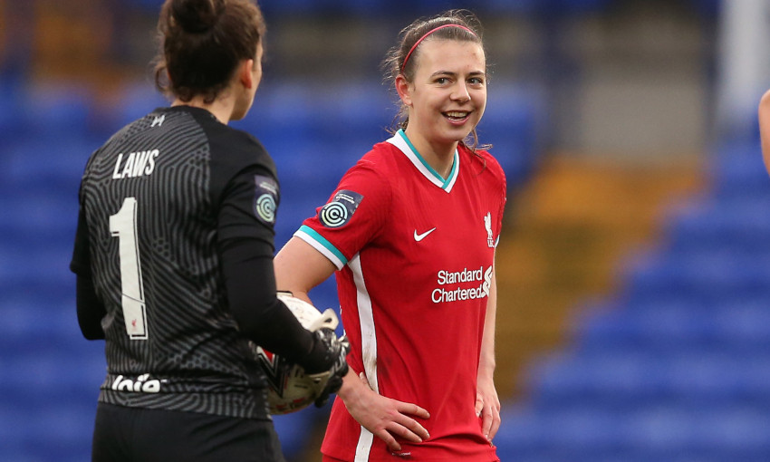 Meikayla Moore, Liverpool FC Women