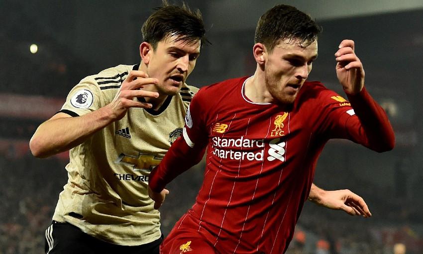 Quiz: Name Liverpool's 22 PL scorers v Manchester United ...